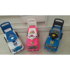 Carro Montable Para Niños Niñas