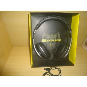 Fone De Ouvido Bluetooth Jkr Extra Bass Excelente Qualidade