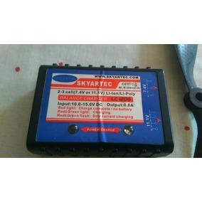 Cargador Lipo 11.1 V Y Helices Motor Electrico