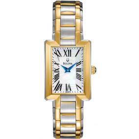 Relógio Bulova Feminino Analógico Wb27609s