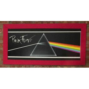 Cuadro (póster Enmarcado) Pink Floyd