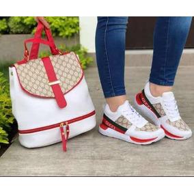 Zapatillas Gucci +bolsos
