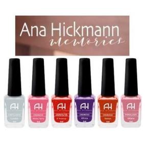 439660562c95d Esmaltes Ana Hickmann Coleção Tentação E Dance Comigo - Beleza e ...