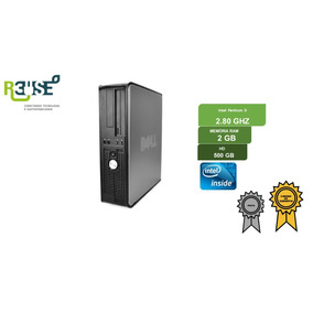Computador Pc Desktop Dell Optiplex Gx 620 Lt153