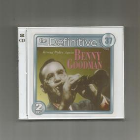 Cd Benny Goodman - The Definitive Collection (novo/lacrado)