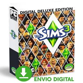 The Sims 3 - Todas As Expansões - Digital - Pc