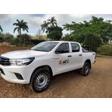 Vendo Toyota Hilux 2017 4x4, Precio Negociable Cel 8597-9852