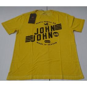 Camiseta Masculina John John Original