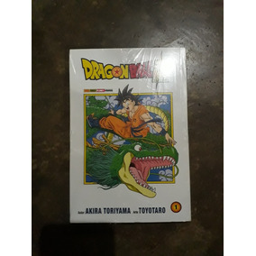 Dragon Ball Super Mangá Vol. 1 - Novo Lacrado - Panini