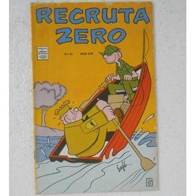 Recruta Zero Nº 85 Rge