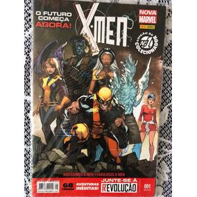 Hq Quadrinhos X-men Nova Marvel 1-34 Completa