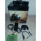 Xbox One Consola De 500gb Kinect Control Y Audifono