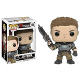 Funko Pop Jd Fenix 114 - Gears Of War