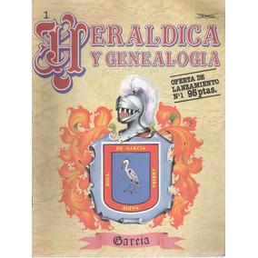 9 Fasciculos Heraldica Y Genealogia - Apellidos Españoles (h