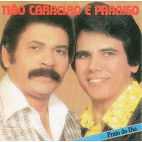 Cd Tião Carreiro & Paraiso - Prato Do Dia