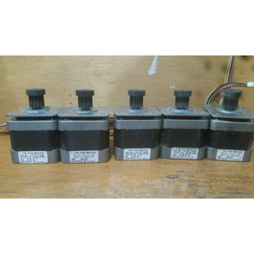 Kit 5 Motores De Passo Impressoras 3d