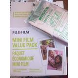 Papel Fotográfico Intax Mini / Fujifilm Pack 10