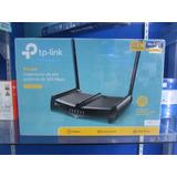 Router Tp Link 300mbps Tl-wr841hp *rompemuros*