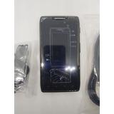 Celular Motorola Razr Maxx Na Cx Com Problema Na Bateria!!