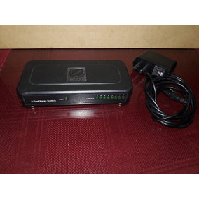 Switch De 8 Puertos 10/100 Nway Enh908 Nwy Encore. 6d
