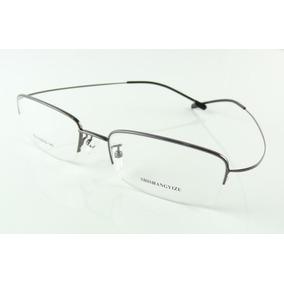 ff63b830dafdd Armação Em Titânio   Titanium Para Óculos De Grau Multifocal ...