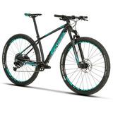 Bicicleta Mtb Sense Impact Race 2019 Preto/verde