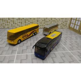 Ônibus Em Miniatura Escala 1/50 ( Produto Novo )