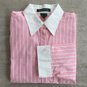 0233dc96714d1 Ralph Lauren Camisa Feminina Listrada - Calçados, Roupas e Bolsas no ...
