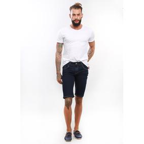 Bermuda Jeans Masculina Confort - 250727