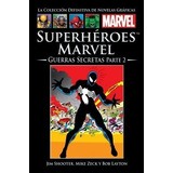 Marvel Salvat Vol.40-superhéroes Marvel: Guerras Secretas P2