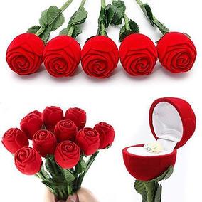 ef3c097eb059 Rosa Romántico De Compromiso De La Boda Aretes De Aro Colga
