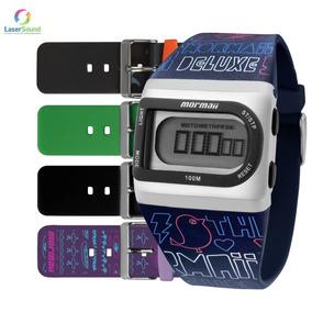 1cc614552b4d6 Pulseira Relogio Mormaii - Relógios De Pulso no Mercado Livre Brasil