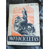 Motocicletas - M. Arias - 1946