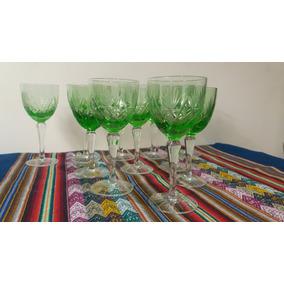 Copas Cristal Verde