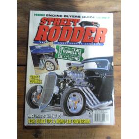 Street Rodder Vol.25 N°12 Dez/1996 Frete Gratis Por Carta