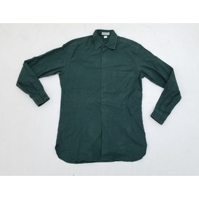 Camisa Giorgio Armani, Hombre, Talla 14 1/2 Chica, Verde.