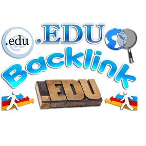 45 .edu E .gov. Backlinks Para Elevar O Pa Da Da Sua Pagina