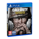 Call Of Duty Ww2 / Juego Físico / Ps4