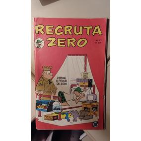 Recruta Zero- Numero 171-editora Rge-ano 1977