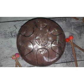 Steel Hang, Tank, Ovni,e Chakra Drum - Tambor De Metal