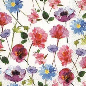 Guardanapo Blossom Rain, 33x33 Cm - Paper Design