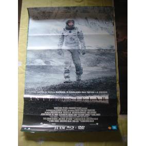 Interstellar Poster Original Locadora