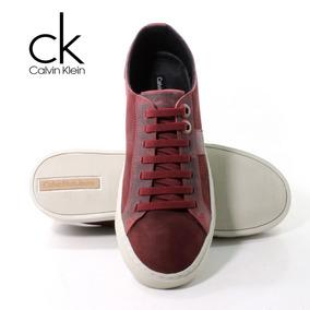 Tênis Calvin Klein Calçado Sapatênis Masculino Promoção