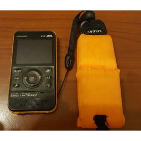 Camara Filmadora Samsung Hmx-w300 Waterproof Acuatica