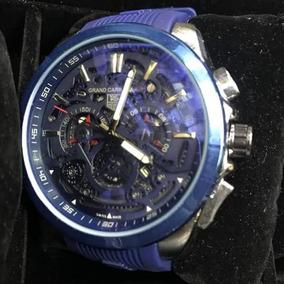 b9f90ea09e4 Relogio Tag Heuer Funcional Couro - Joias e Relógios no Mercado ...