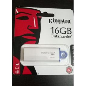 Pendrive Kingston Dtig4/16gb Datatraveler G4 Usb 3.1