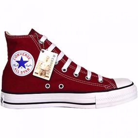 Zapatillas Chuck Taylor All Star Bordo Unisex