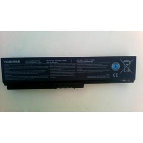 Bateria Para Laptop Toshiba Modelo No.pa3634u-1brs