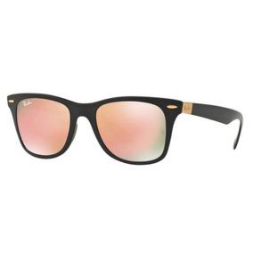 c6dcfe216fcbb Óculos Ray Ban Rb Wayfarer Rosa Lente Fume Degrade - Calçados ...