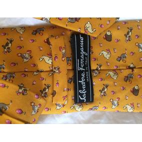 17ea30fbd844b Gravata Salvatore Ferragamo - Calçados, Roupas e Bolsas no Mercado ...